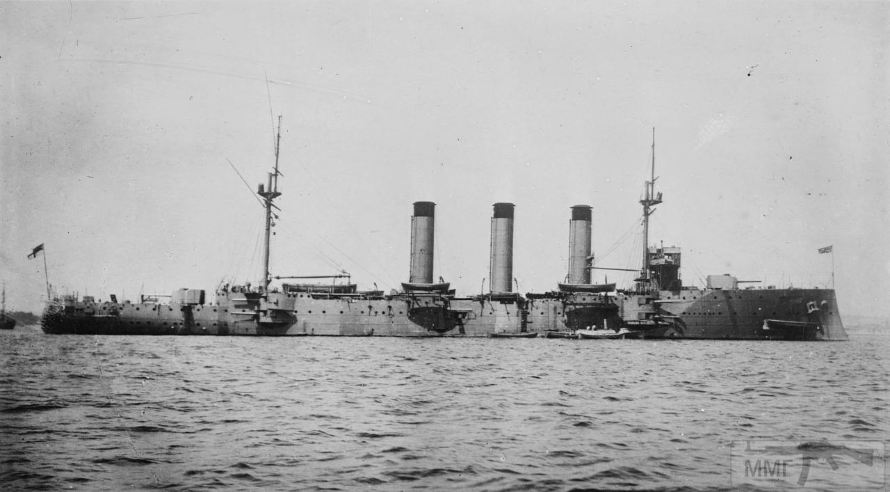 19967 - Броненосцы, дредноуты, линкоры и крейсера Британии