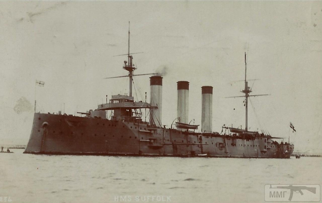 19968 - Броненосцы, дредноуты, линкоры и крейсера Британии