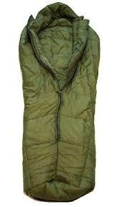 19976 - Зимние спальные мешки армии Великобритании Arctic