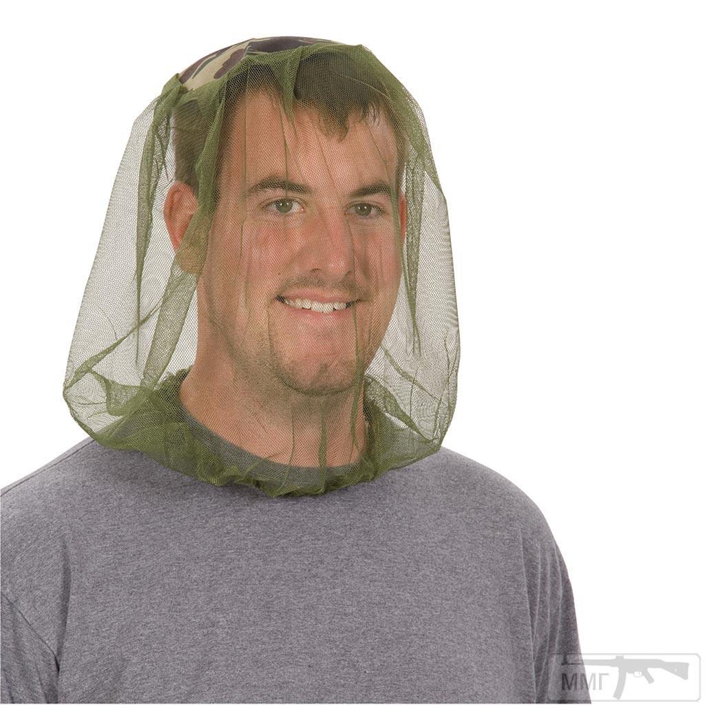 20036 - Москитная сетка армии Великобритании Mosquito head net.Оригинал 100 %