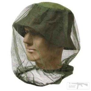 20037 - Москитная сетка армии Великобритании Mosquito head net.Оригинал 100 %