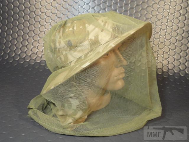 20038 - Москитная сетка армии Великобритании Mosquito head net.Оригинал 100 %