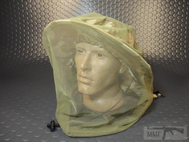 20039 - Москитная сетка армии Великобритании Mosquito head net.Оригинал 100 %