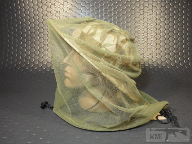 20040 - Москитная сетка армии Великобритании Mosquito head net.Оригинал 100 %