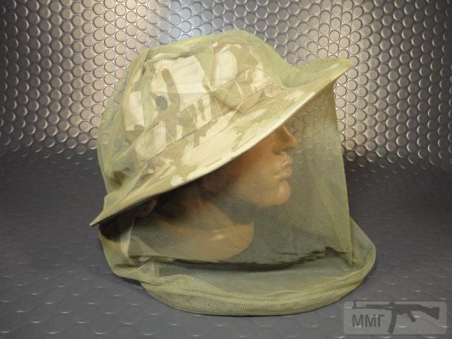 20042 - Москитная сетка армии Великобритании Mosquito head net.Оригинал 100 %