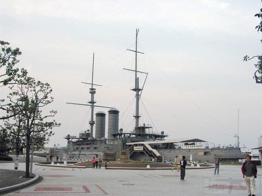 2006 - Броненосец Mikasa 三笠 (Япония)