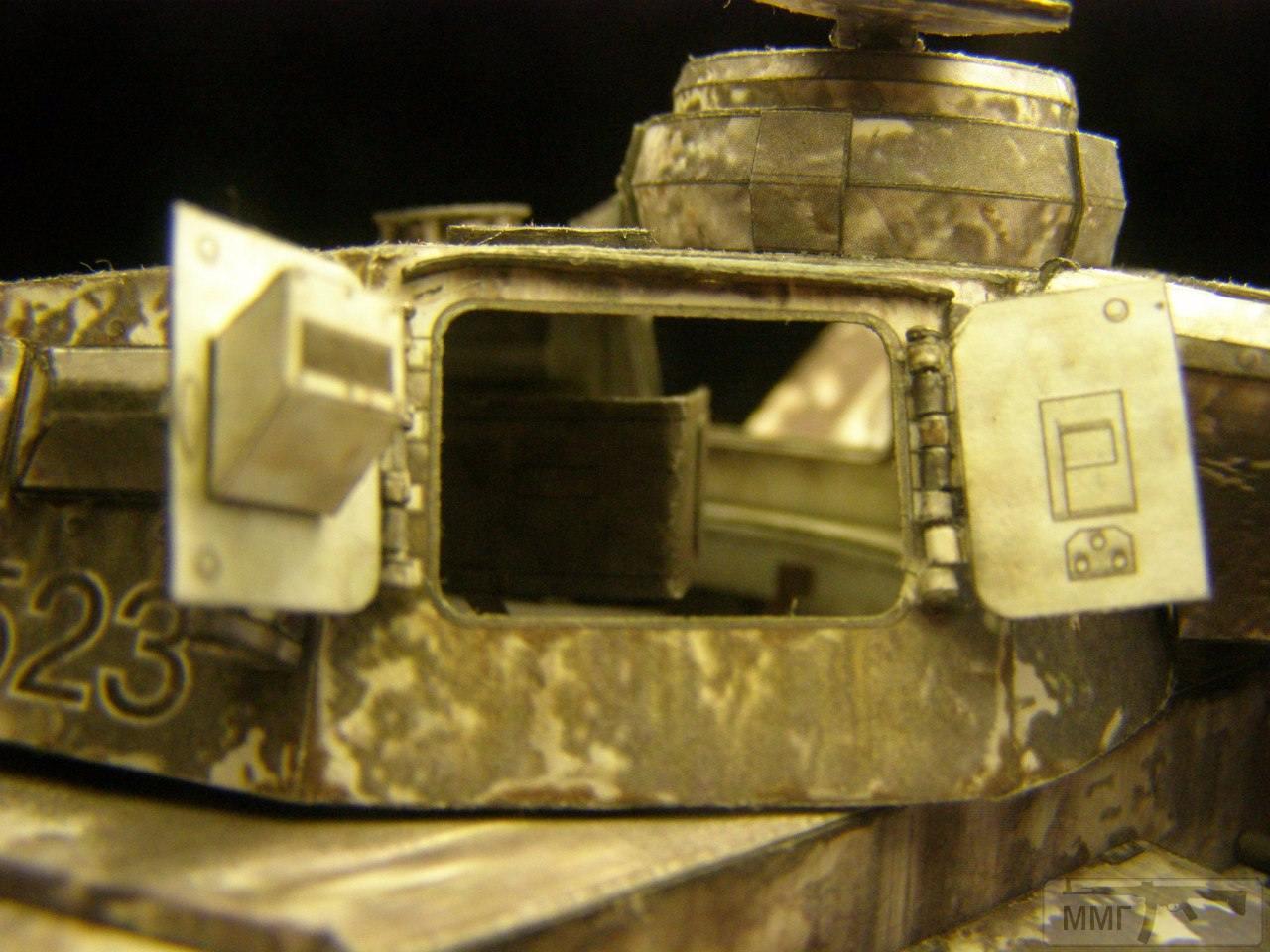 20097 - Pz III Ausf J. 1/25 Бумага. ГПМ.