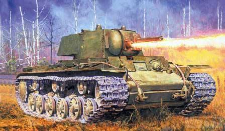 20253 - Первые химические танки.