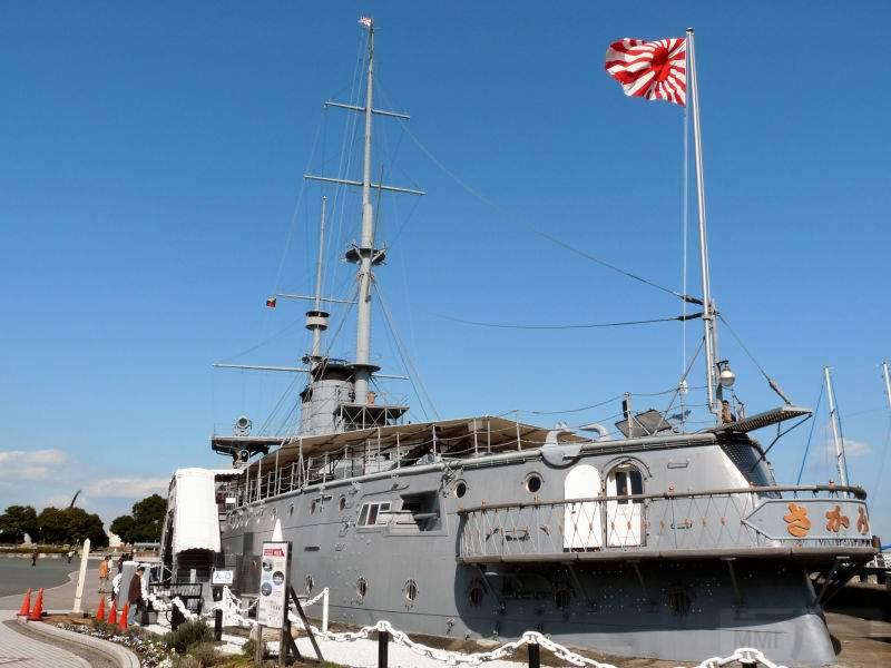 2027 - Броненосец Mikasa 三笠 (Япония)