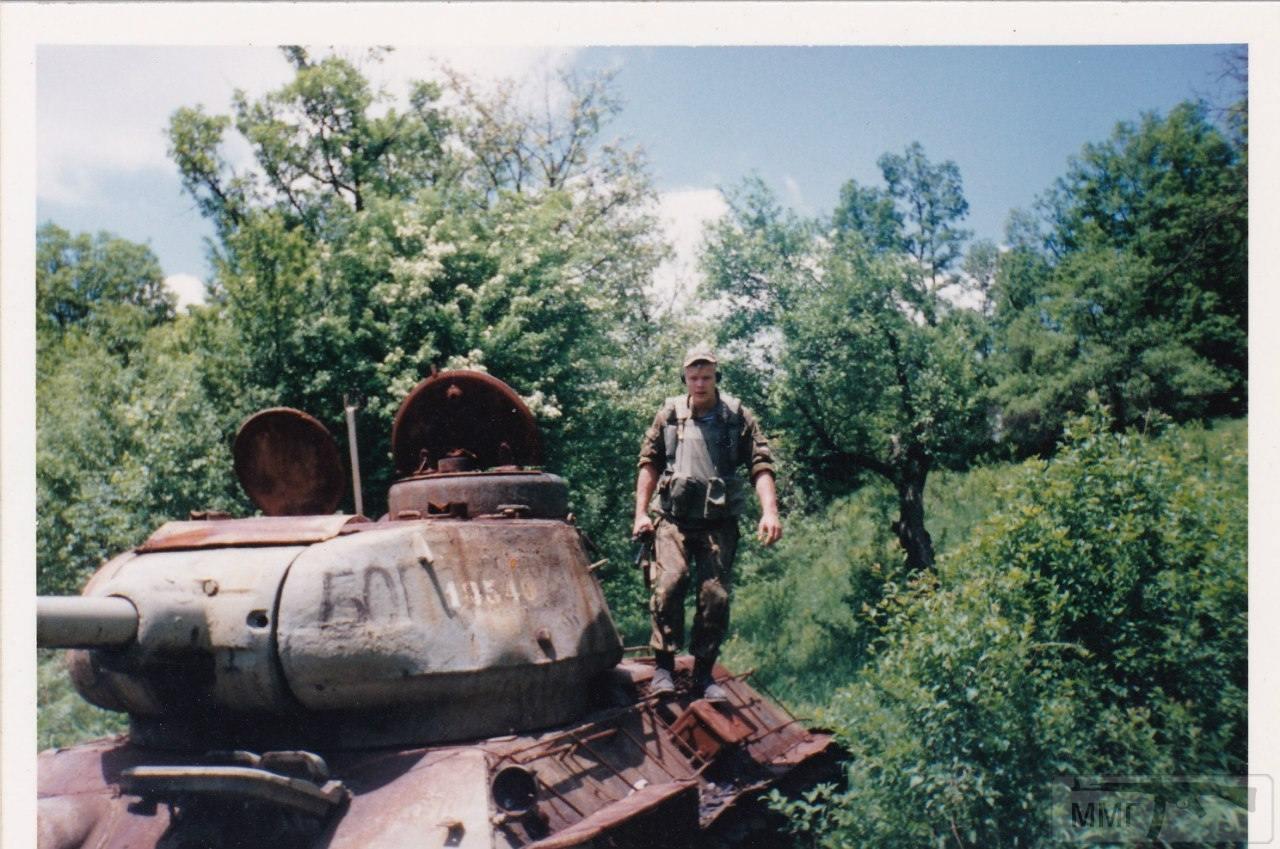 20281 - Послевоенное использование советской бронетехники WW2