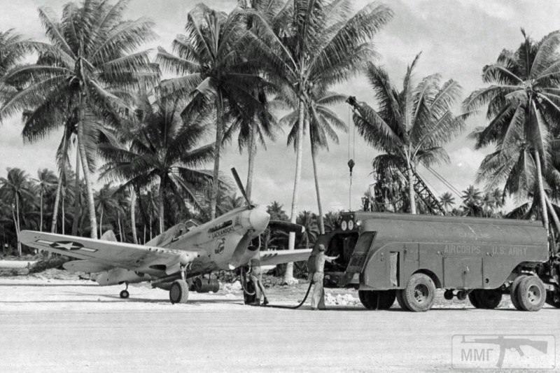 20320 - Военное фото 1941-1945 г.г. Тихий океан.