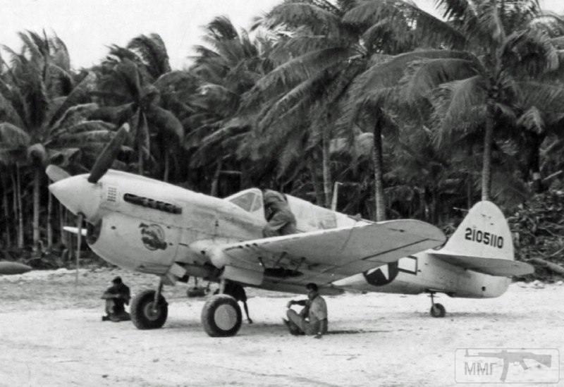 20321 - Военное фото 1941-1945 г.г. Тихий океан.