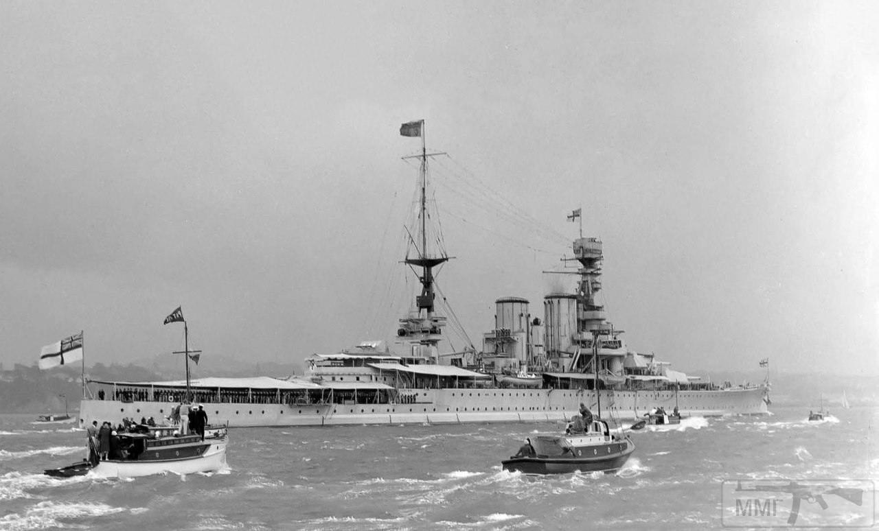 20329 - Броненосцы, дредноуты, линкоры и крейсера Британии