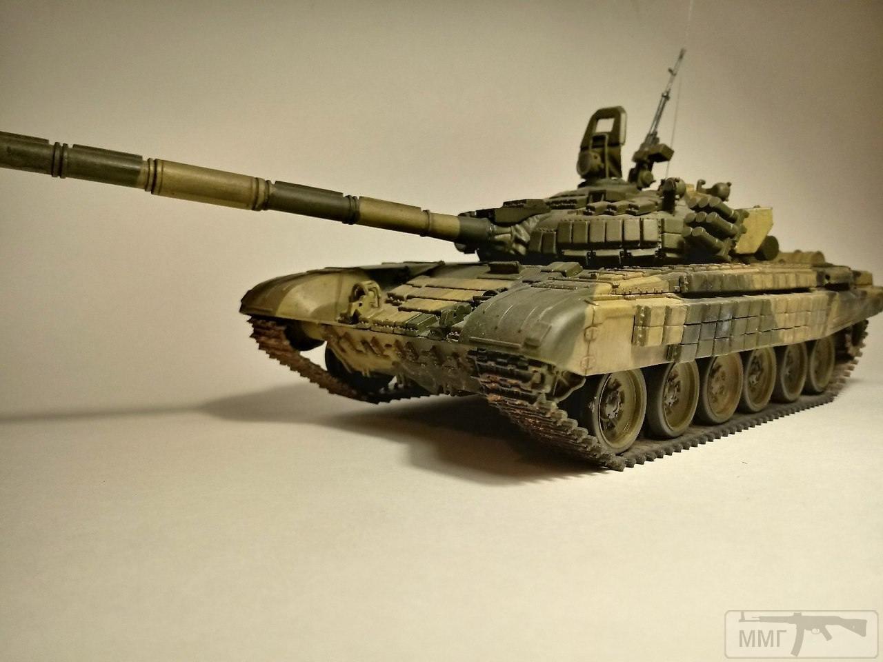 20379 - Т-72Б. 1/35. Звезда.