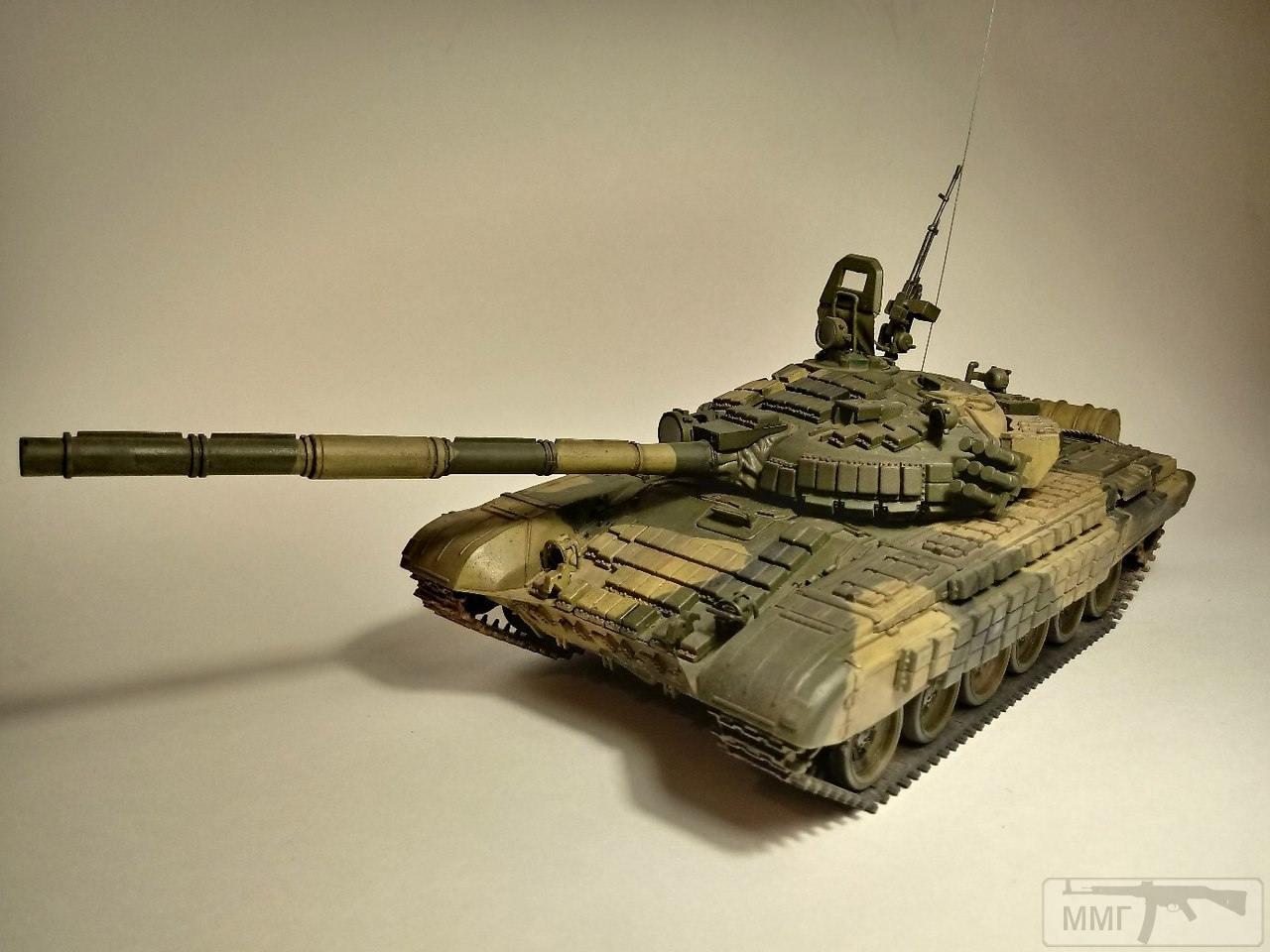 20380 - Т-72Б. 1/35. Звезда.