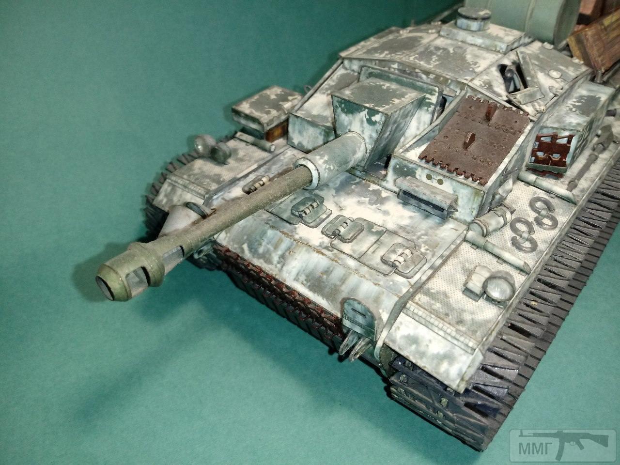 20408 - StuG III. 1/25. Бумага.