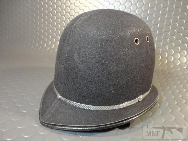 "20471 - Шлем полицейский Англия ""Бобби""."