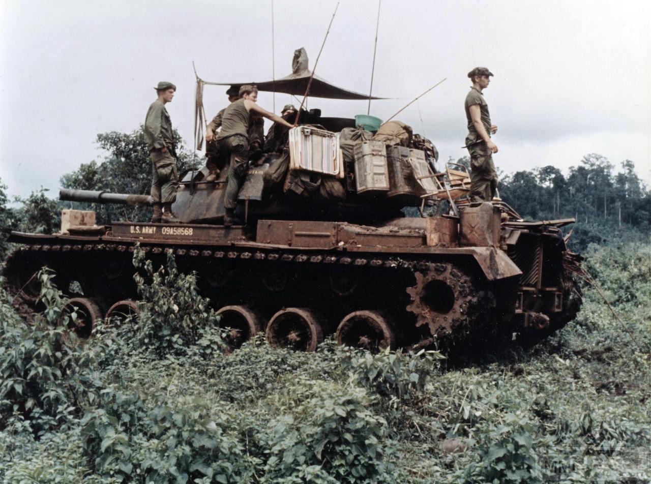 20552 - Сухопутные операции во Вьетнаме