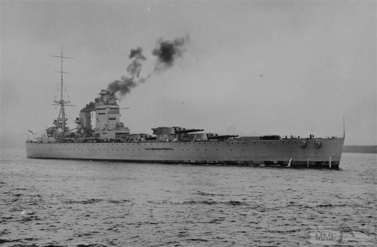 20591 - Броненосцы, дредноуты, линкоры и крейсера Британии