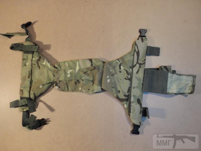 20657 - Защита паха МТР с кевларом Британия Tier 2 Pelvic Protection MTP