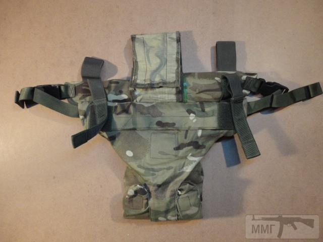 20658 - Защита паха МТР с кевларом Британия Tier 2 Pelvic Protection MTP