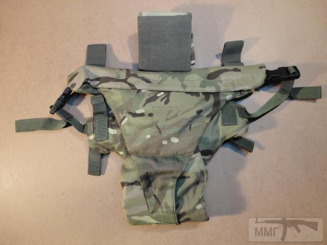 20659 - Защита паха МТР с кевларом Британия Tier 2 Pelvic Protection MTP