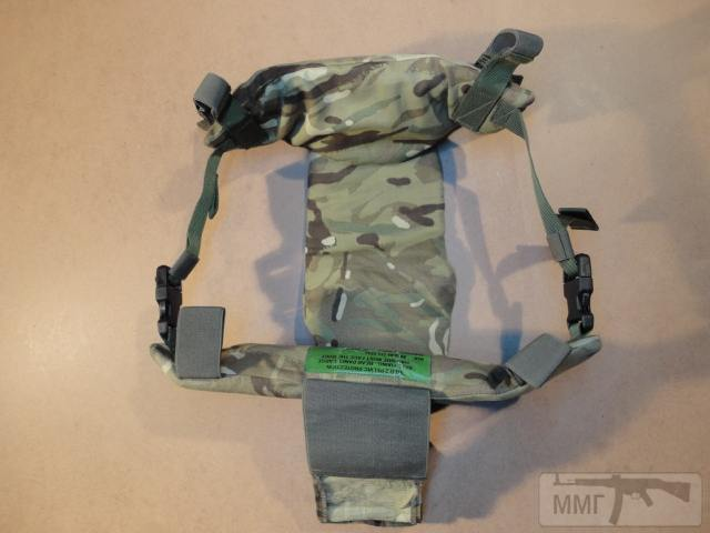 20660 - Защита паха МТР с кевларом Британия Tier 2 Pelvic Protection MTP
