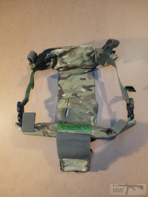 20661 - Защита паха МТР с кевларом Британия Tier 2 Pelvic Protection MTP