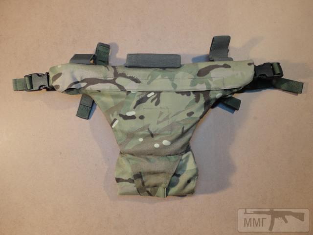 20662 - Защита паха МТР с кевларом Британия Tier 2 Pelvic Protection MTP