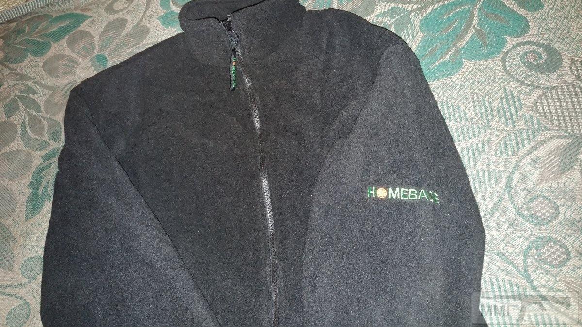 20710 - Флисовые чёрные куртки,новые. Англия.