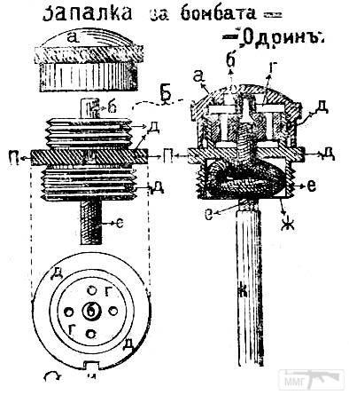 20820 - Гранаты ПМВ.