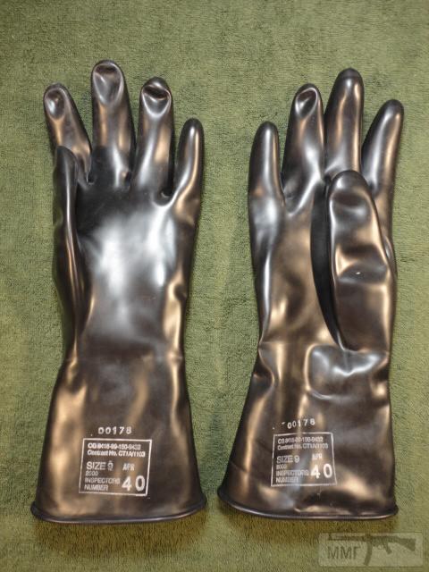 20945 - Резиновые перчатки армии Великобритании.Размеры 8,9,10,11. (цена 38 грн.пара)