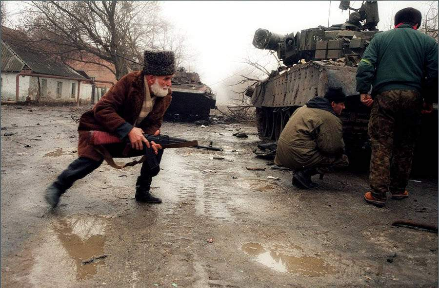 2095 - Грозный - 1996 год