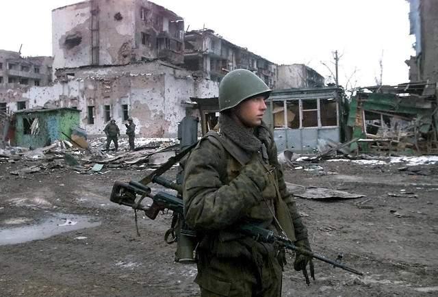 2097 - Грозный - 1996 год