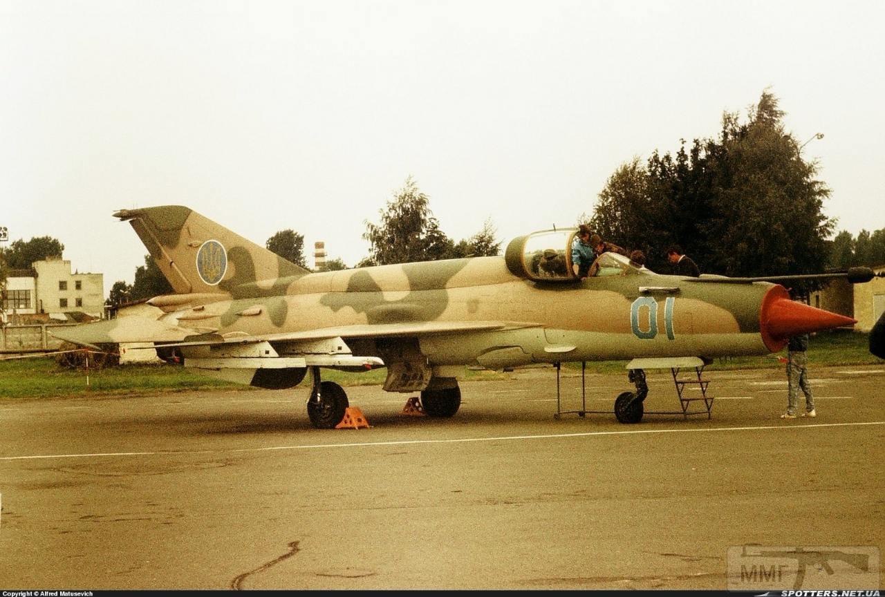 20991 - Последние МиГ-21
