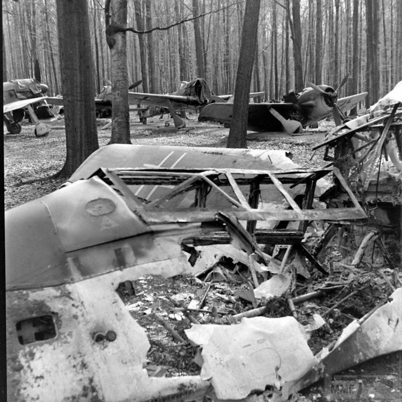 21122 - Самолеты Luftwaffe