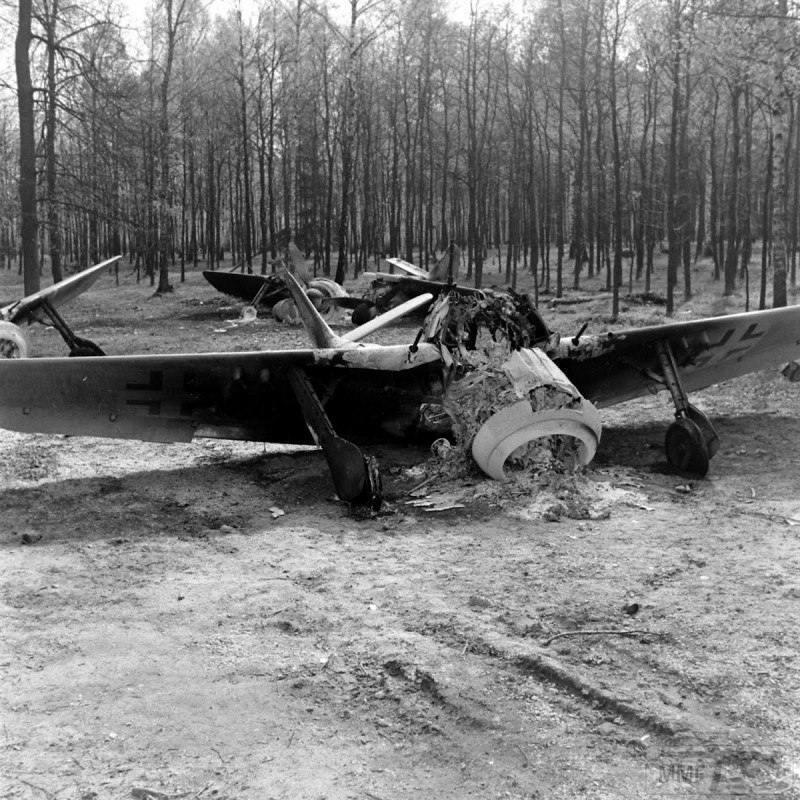 21125 - Самолеты Luftwaffe