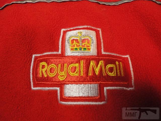 21200 - Флисовая кофта Royal Mail UK