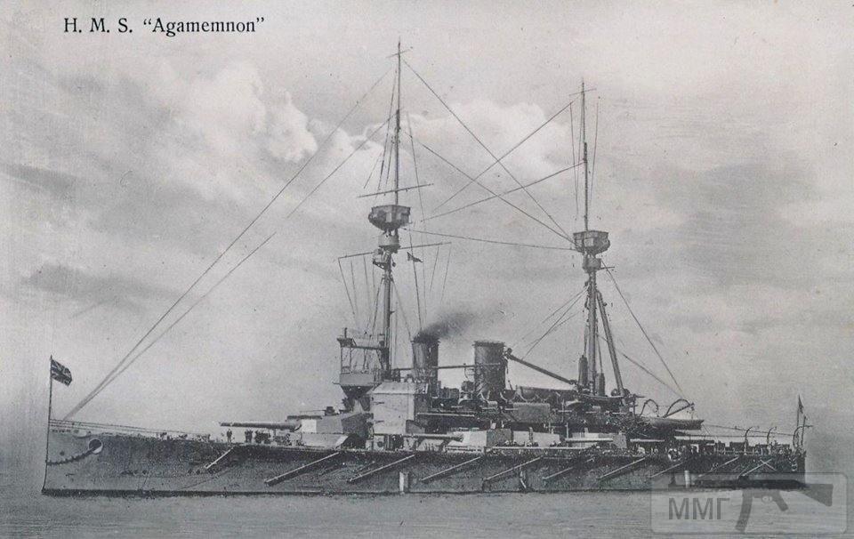 21234 - Броненосцы, дредноуты, линкоры и крейсера Британии