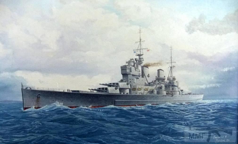21236 - Броненосцы, дредноуты, линкоры и крейсера Британии