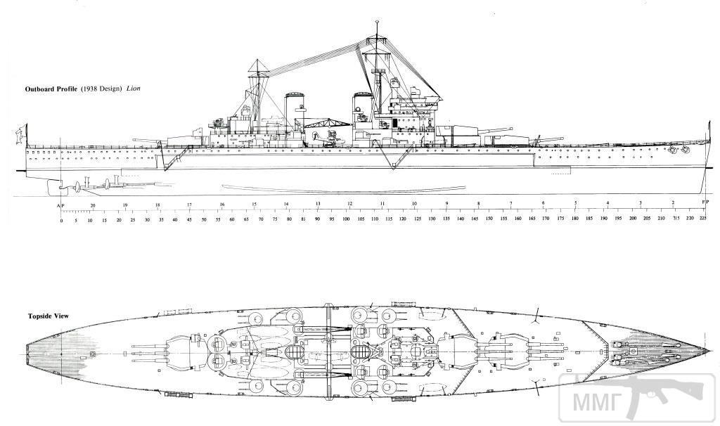 21237 - Броненосцы, дредноуты, линкоры и крейсера Британии