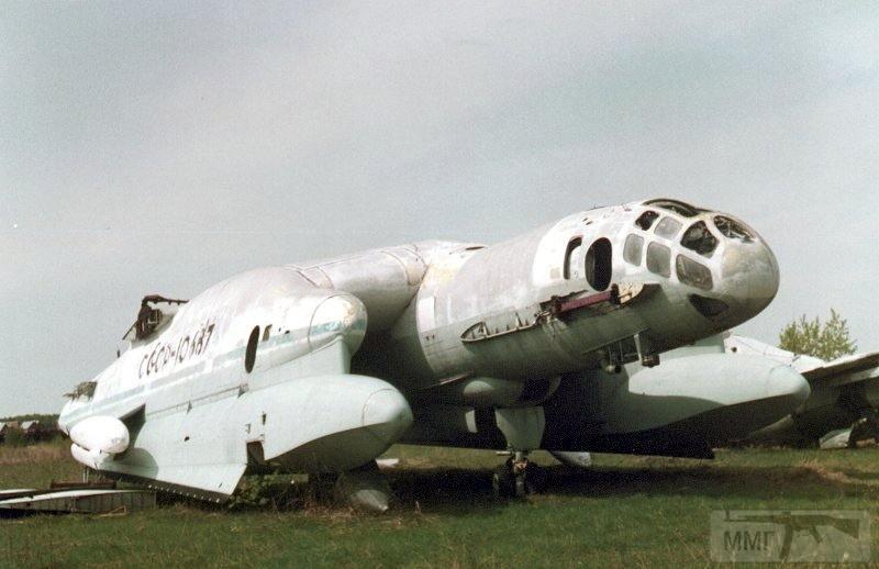 21289 - Самолёты которые не пошли в серийное производство.