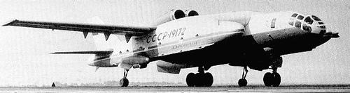 21291 - Самолёты которые не пошли в серийное производство.