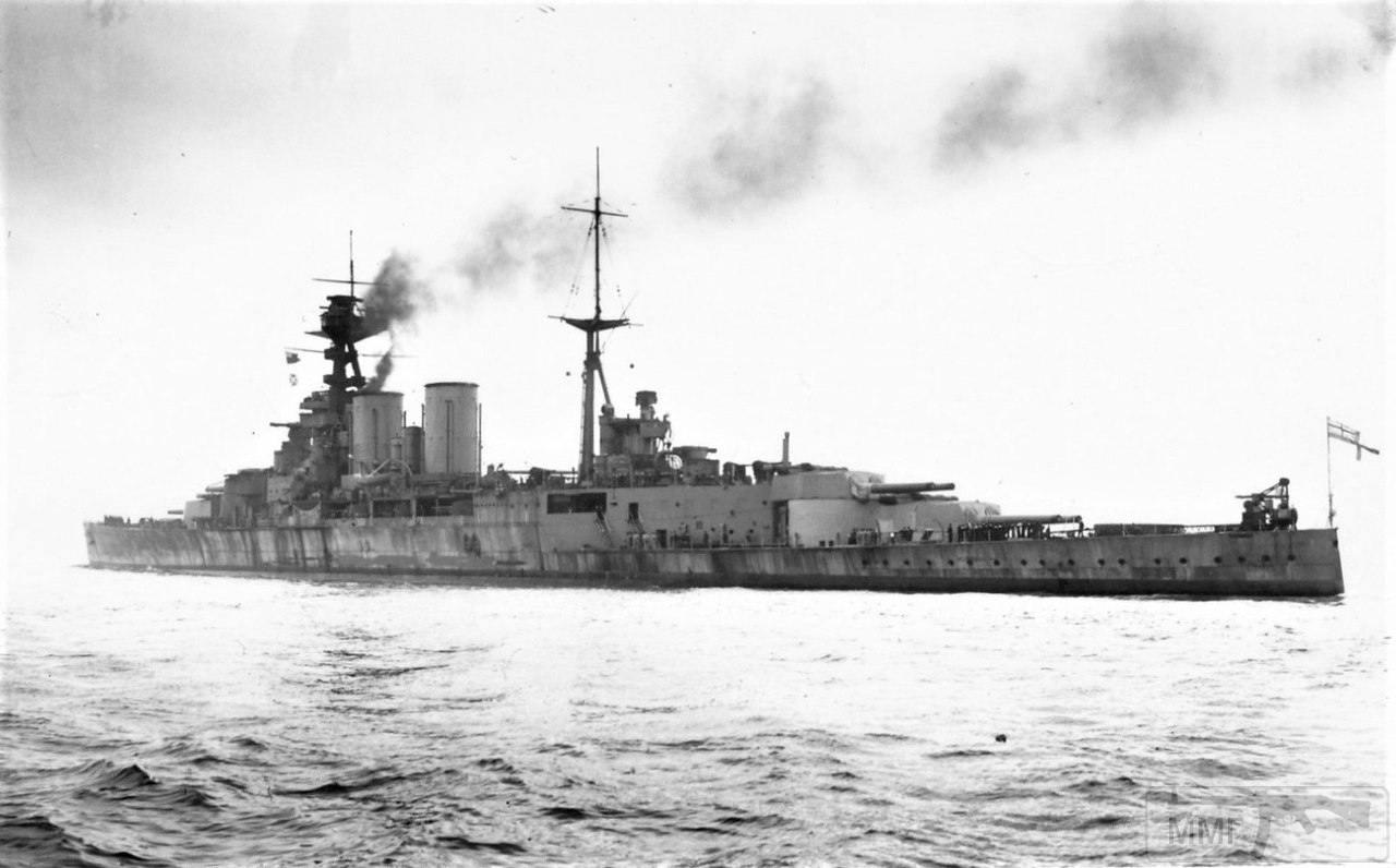 21344 - Броненосцы, дредноуты, линкоры и крейсера Британии