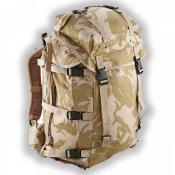 21402 - Модульный рюкзак армии Великобритании Bowman Manpack Radio Carrier Desert DPM 45 литров . Новый