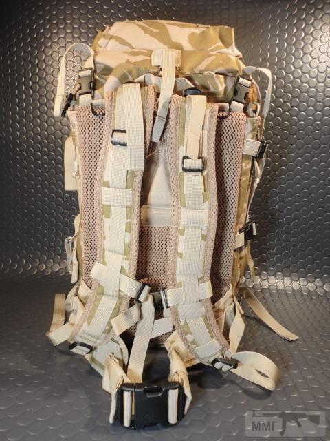21410 - Модульный рюкзак армии Великобритании Bowman Manpack Radio Carrier Desert DPM 45 литров . Новый