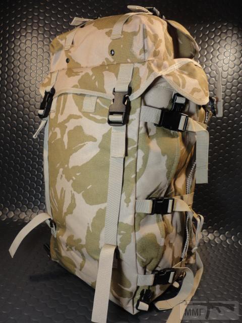 21415 - Модульный рюкзак армии Великобритании Bowman Manpack Radio Carrier Desert DPM 45 литров . Новый