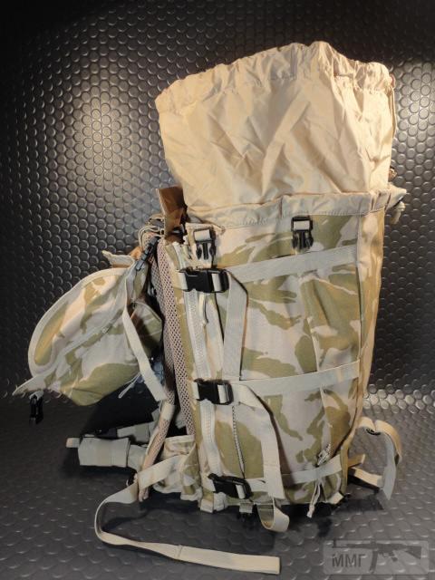21419 - Модульный рюкзак армии Великобритании Bowman Manpack Radio Carrier Desert DPM 45 литров . Новый
