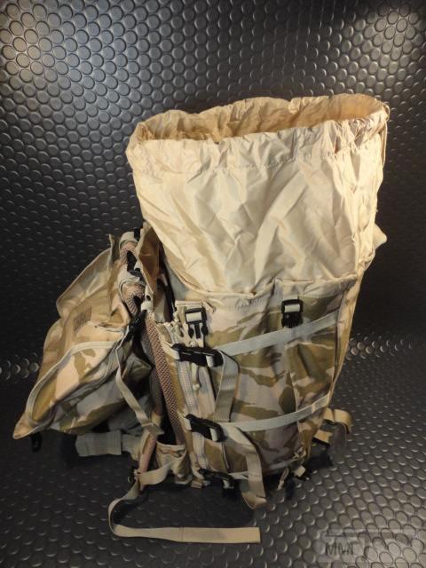 21420 - Модульный рюкзак армии Великобритании Bowman Manpack Radio Carrier Desert DPM 45 литров . Новый