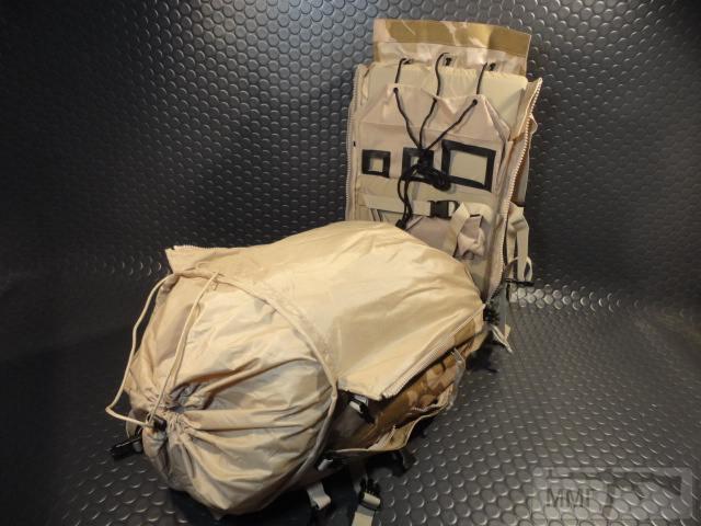 21422 - Модульный рюкзак армии Великобритании Bowman Manpack Radio Carrier Desert DPM 45 литров . Новый